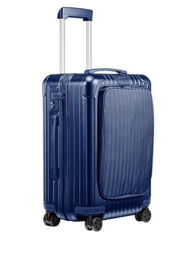 Rimowa Rimowa Essential Sleeve Mat  Kabin Boy Bavul 101514365 Mavi